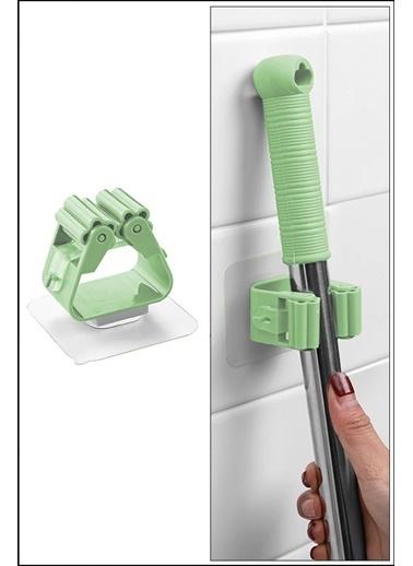 Kitchen Love Plastik-Büyük Sihirli Tutacak-12X7Cm Yeşil